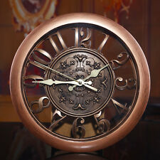 Wall Clock European Creative Fashion Retro Watch Clocks Home Decor Unique Gifts