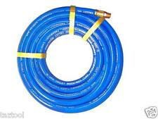 "BLUE 50 FT AIR HOSE 300PSI 3/8"" ID  PVC AIR COMPRESSOR HOSE"