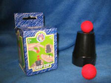 Close Up Magic Trick CHOP CUP Vanishing And Appearing Ball