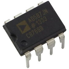 AD587JNZ Analog Devices Referenzspannungsquelle 10V +-5mV Reference DIP-8 856123