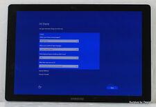 """Samsung Galaxy TabPro S SM-W703 12.0"""" 128GB Windows 10 Tablet"""