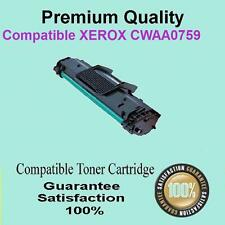 1 x Xerox Compatible Black Toner CWAA0759 For Phaser 3117 3122 3124 3125 3K Page