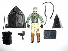 GI JOE SGT LIFELINE Action Figure Anti Venom Task Force TRU COMPLETE C9+ v1 2004