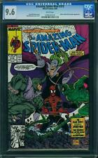 AMAZING SPIDER MAN # 319 US MARVEL  RHINO  CGC 9.6 NM  2nd Highest CGC graded