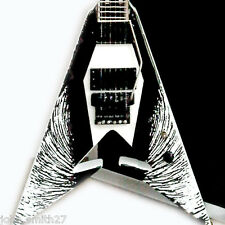 Miniature Guitar Kirk Hammett Metallica Death Magnetic