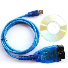 Auto Vag Com OBD2 USB KKL 409.1 Interface Diagnostic Voiture Scanner POUR VW/