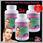 PHYTOCERAMIDES PhytoRenew 350 Anti-Aging SKIN HYDRATION Vitamins A C D E 90 caps
