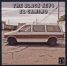 "THE BLACK KEYS ""EL CAMINO"" CD NEU"