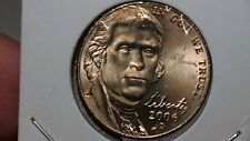 2006-D Brilliant Uncirculated Jefferson Nickel 861A7