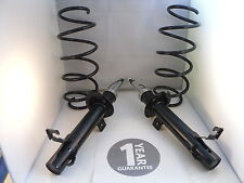 Ford Fiesta Mk5 Front L+R Shock Absorber + Coil Springs 1.4 TDCI 2004-2008
