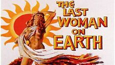 Last Woman on Earth 1960 End Of World, Horror  DVD