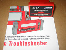 Snap On MT2500 Scanner US Domestic Transmission Troubleshooter Cartridge w/Chart