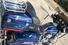 Custom Tribal Flame Graphics Fit Harley Street Glide, Electra Glide, Saddle Bags