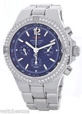 Breitling Hercules Diamond Chronograph Watch A39362