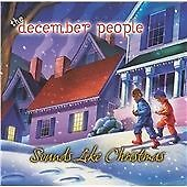 December People : Sounds Like Christmas CD (2006)