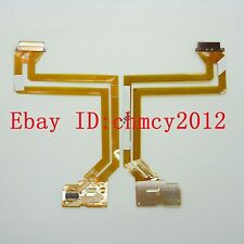 LCD Flex Cable For samsung SMX-F30 F33 F34 F300 VP-MX25 MH20 Video Camera