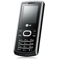 Handy LG A140 Schwarz Black NEU & OVP Ohne Vertrag Ohne Simlock