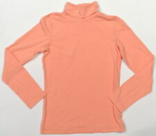 O'Neill FLUX Unisex Youth Base layer Turtleneck Top Size 12 (152) Peach NEW