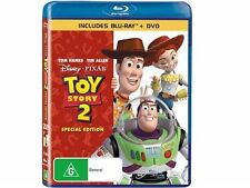Toy Story 2 (Special Edition) NEW (Blu-Ray/DVD)