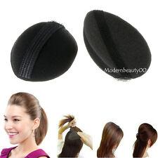 2pcs BUMP Up Bumpit Volume Hair Base Inserts Princess Styling Tool