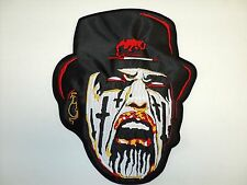 KING DIAMOND  EMBROIDERED BACK PATCH