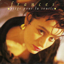 FRANCES PIEGE POUR LA SOURIS / FRANCES EN PRISON FRENCH 45 SINGLE