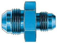 Fuel Rail Fitting EFI Adapter -6 to 14mm X 1.5 O-ring Anodized Blue