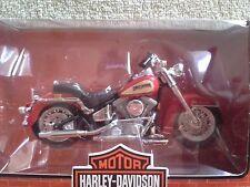 1998 Harley Davidson 1986 FLST HERITAGE SOFTAIL Motorcycle Maisto 1/18 Diecast 5