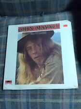 John Mayall Empty Rooms Rare Polydor 1969 Sealed Lp