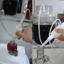 Wine Making With Reused Filter Grade Food 2M Home Brew Syphon Tube Pipe Hose