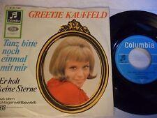 Greetje Kauffeld - Tanz Bitte Noch Einmal Mit Mir - Single 1962 D -Columbia23142