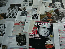 JOHNNY CASH - MAGAZINE CUTTINGS COLLECTION (REF XA)