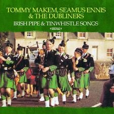 Irish Pipe & Tinwhistle Songs - Tommy/Seamus Ennis/The Dub (2013, CD NIEUW) CD-R