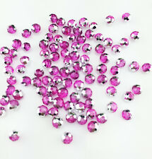 NEW Jewelry Faceted 100 pcs Silver Rose #5040 3x4mm Roundelle Crystal Beads K22
