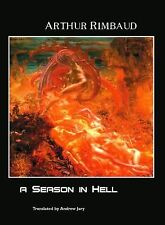A Season in Hell by Arthur Rimbaud (2012, Paperback)