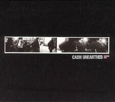 Johnny Cash ~ Unearthed ~ American [Box] CD 2003, 5 Discs, Lost Highway