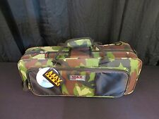 MAX Contoured Camo Trumpet Case Camouflage fits most Trumpets