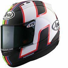 Arai RX-7V Haslam Replica MC / Bike / Motorcycle Helmet Size - XL 62cm