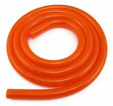 "XSPC FLX Tubing 1/2"" ID, 3/4"" OD, UV Orange, For PC Water Cooling Systems"
