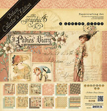 Graphic 45 Ladies Diary Collector's Edition Pack