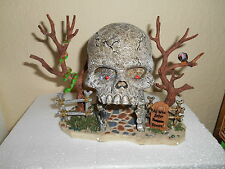 LEMAX Spooky Town Skull Archway Halloween Village