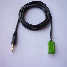 Aux Cable Mp3 Input Audio Adapter for 2005-2011 Models Renault