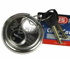 ABUS 20/70 Diskus Round padlock with Plus Cylinder - KEYED ALIKE