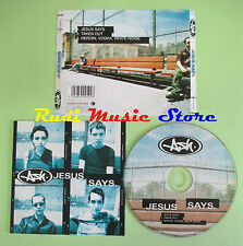 CD singolo Ash ‎Jesus Says UK 1998 INFECT59CDSX  no mc lp(S1)
