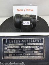 siemens SCHUCKERT 0,05 kw 1400 min. motor eléctrico motor trifásico PR6,9-4