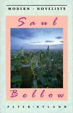 Saul Bellow (Modern Novelists)-ExLibrary