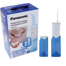 Panasonic Oral Irrigator Water Pick Tooth Dental Flosser Waterproof EW-DJ10A New