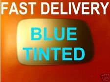 BMW E46 CI COUPE/ CABRIO/SPORT DOOR WING MIRROR GLASS FLAT BLUE RIGHT OR LEFT