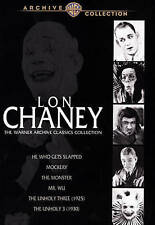Lon Chaney: The Warner Archives Classics Collection (DVD, 2015, 6-Disc Set)