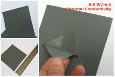 Thermal High Conductive Silicone Pad 100*100*0.5 CPU GPU IC Cooling 6.5 W/m.K